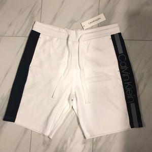 NWT Men's Calvin Klein Sweatshorts